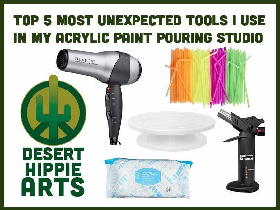 Desert Hippie Arts Top 5 Unexepected Tools