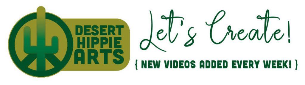 Desert Hippie Arts YouTube