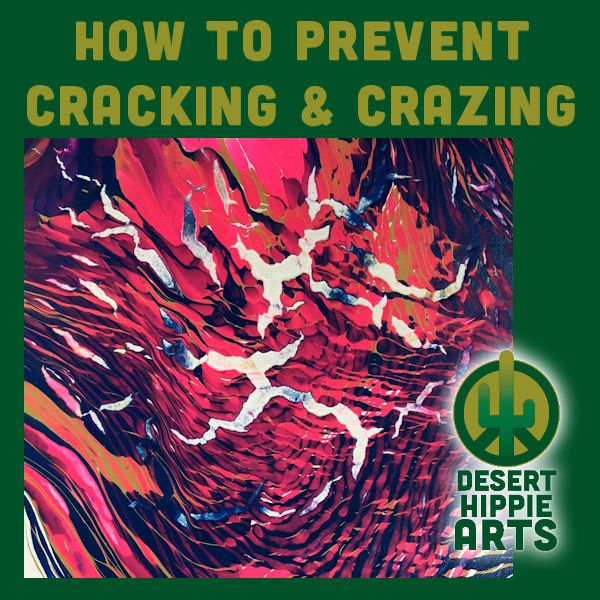 How to prevent cracking and crazing