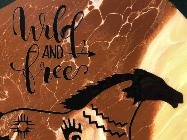 Wild & Free Desert Hippie Arts 2