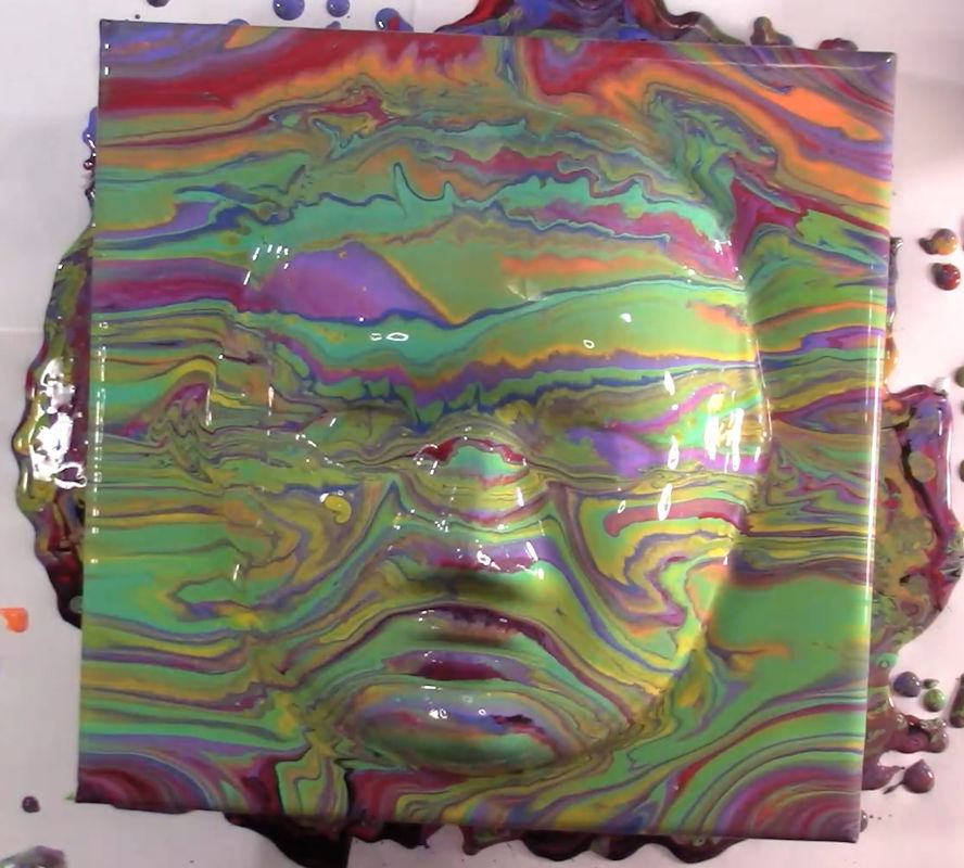 3D Mask Art